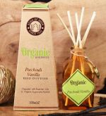 Patchouli Vanilla Organic Ambience Diffuser with Reeds