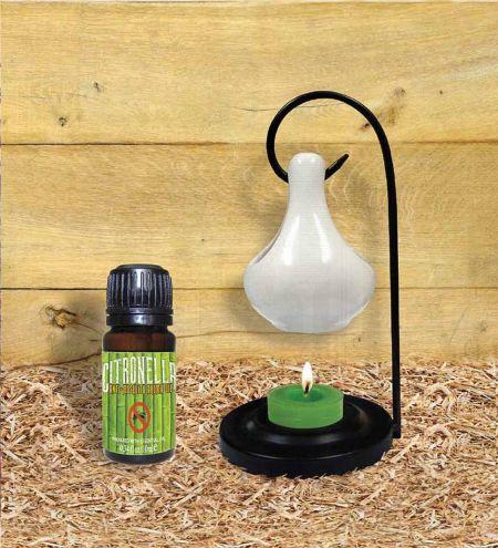 Citronella - Anti Mosquito Essential Aroma Oil