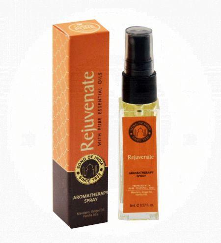 Rejuvenate Aromatherapy Spray in Square Bottle