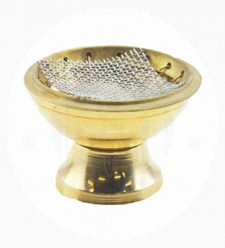 Brass Charcoal Burner 2.5