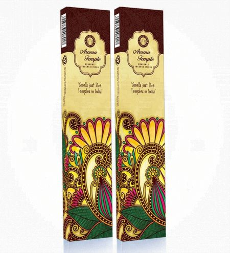 15 g. Aroma Temple Incense Sticks (Set of 2) - Buy One Set & Get One Set Free