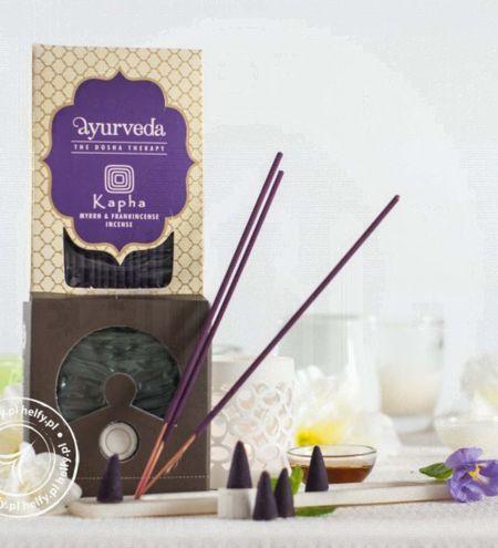 Myrrh & Frankincense Incense Gift Set