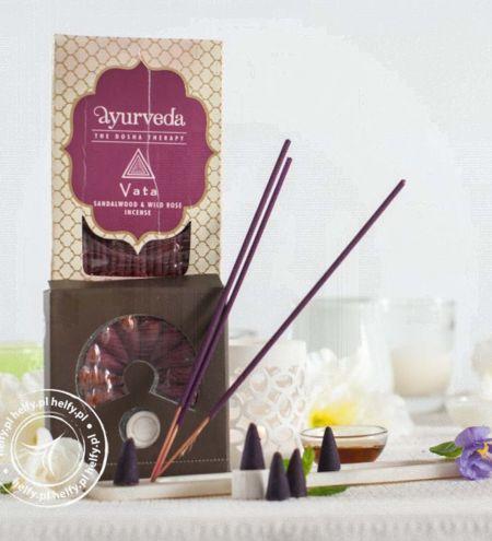 Sandalwood & Mountain Rose Incense Gift Set