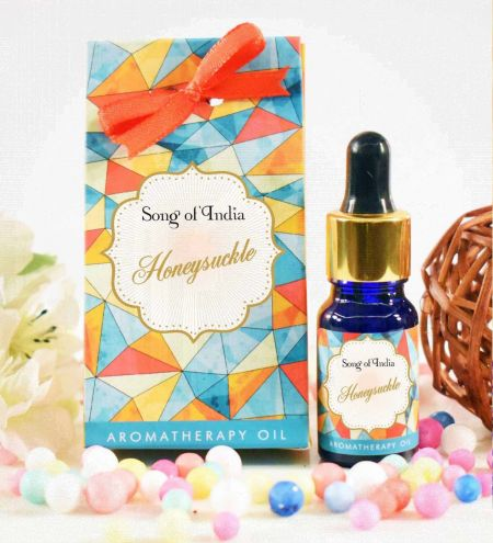 Honeysuckle Luxurious Aromatherapy Oil