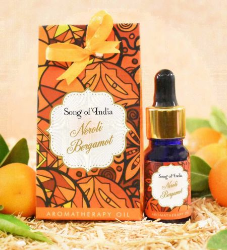 Neroli Bergamot Luxurious Aromatherapy Oil