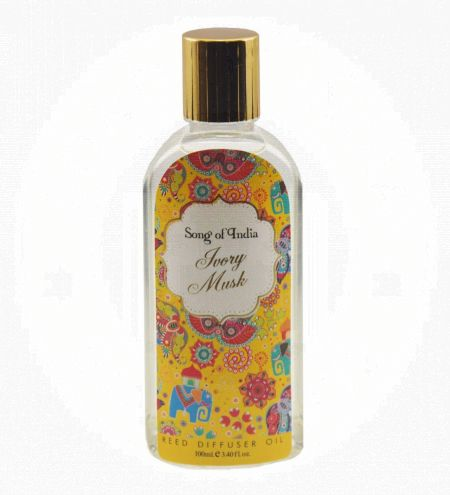 Ivory Musk Ambience Diffuser Oil Refill