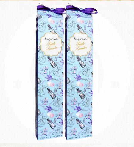 French Lavender Incense Sticks Combo (Set of 2)