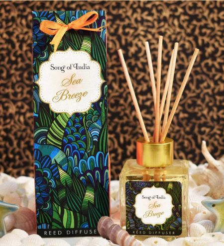 Sea Breeze Ambience Reed Diffuser Set