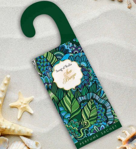 Sea Breeze Potpourri Perfume Hanging Sachet