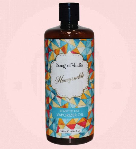 Honeysuckle Little Pleasures Vaporizer Oil Ready-to-Use 500ml.