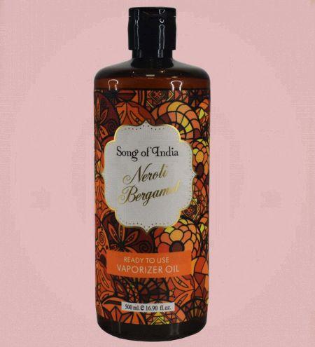 Neroli Bergamot Little Pleasures Vaporizer Oil Ready-to-Use 500ml.
