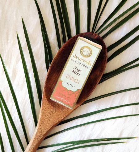 Sage Mint Luxurious Veda Aroma Oil