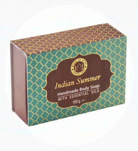 Indian Summer Handmade Glycerin Soap