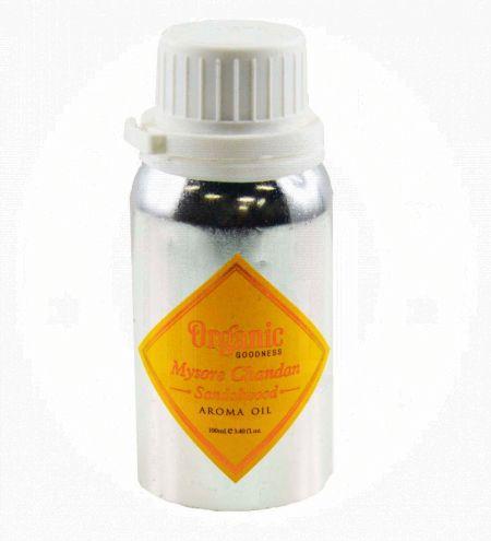 Mysore Chandan - Sandalwood Organic Bulk Aroma Oil