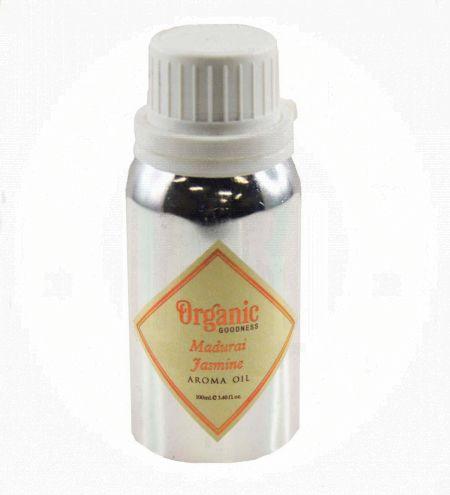 Madurai Jasmine Agarwood Organic Bulk Aroma Oil