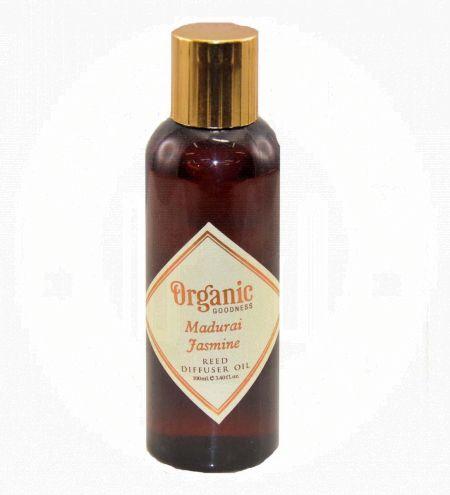 Madurai Jasmine Organic Diffuser Oil Refill