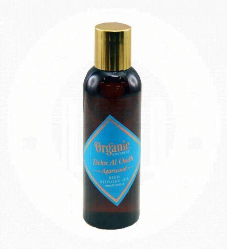 Dehn Al Oudh - Agarwood Organic Diffuser Oil Refill