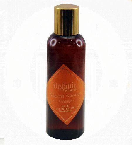 Nagpuri Narangi - Orange Organic Diffuser Oil Refill