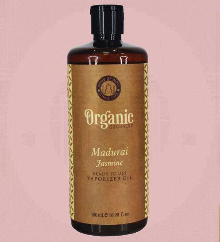Madurai Jasmine Organic Goodness Vaporizer Oil Ready-to-Use