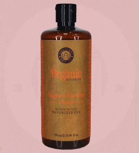 Nagpuri Narangi - Orange Organic Goodness Vaporizer Oil Ready-to-Use 500 ml.