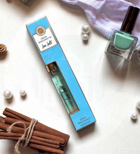Sea Salt & Fresh Bergamot Eau de Parfum 12 ml.