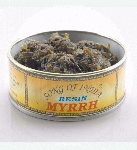 Myrrh Resin in Tin Jar