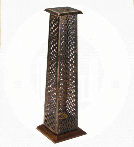 Laser Cut Antique Incense Tower