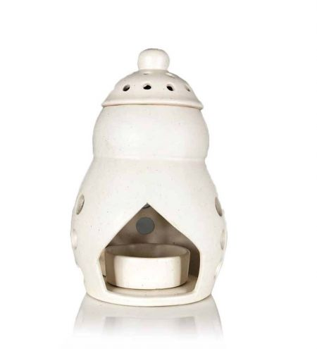 Snow Man Ceramic Burner 9