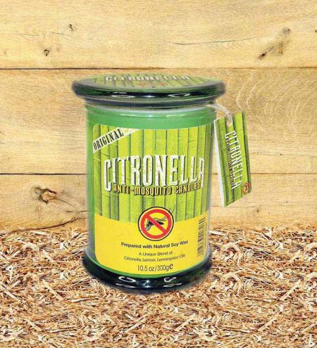 Citronella - Anti Mosquito Candle Jar