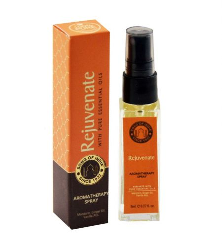 Rejuvenate Aromatherapy Spray in Square Bottle