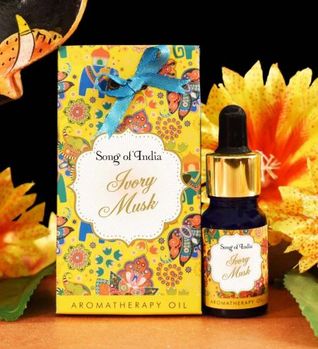 Ivory Musk Luxurious Aromatherapy Oil