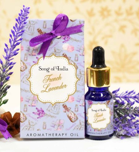 French Lavender Luxurious Aromatherapy Oil