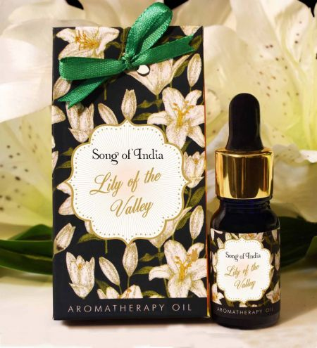 Lily of the Valley Luxurious Aromatherapy Oil