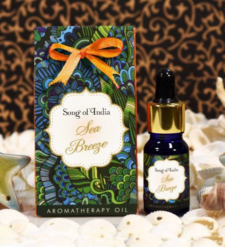 Sea Breeze Luxurious Aromatherapy Oil