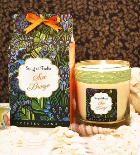 Sea Breeze Soy Wax Indulgent Candle