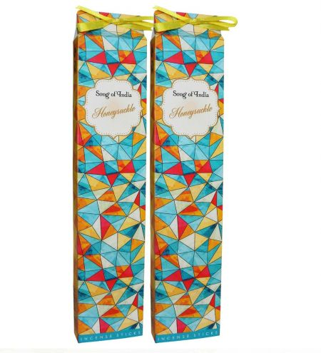Honeysuckle Incense Sticks Combo (Set of 2)