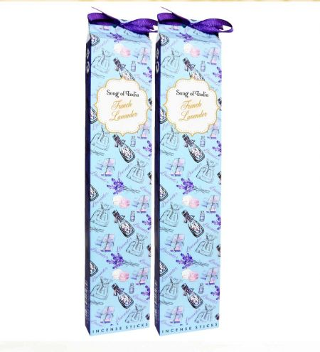 French Lavender Incense Sticks Combo (Set of 2)
