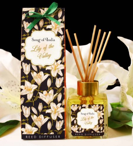 Lily of the Valley Ambience Reed Diffuser Set