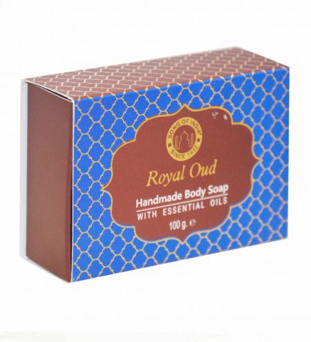 Royal Oud Handmade Glycerin Soap