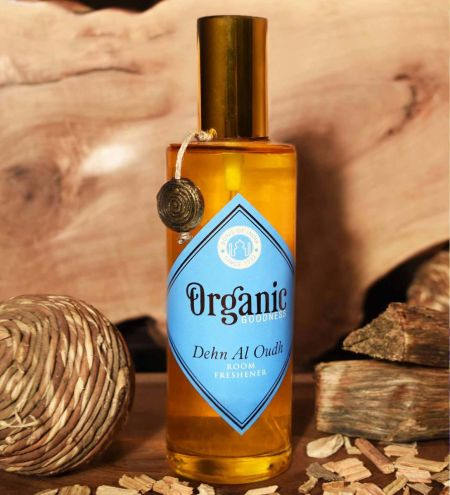 Dehn Al Oudh - Agarwood Organic Room Spray with Essential Oil