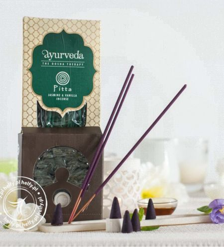 Jasmine & Vanilla Incense Gift Set