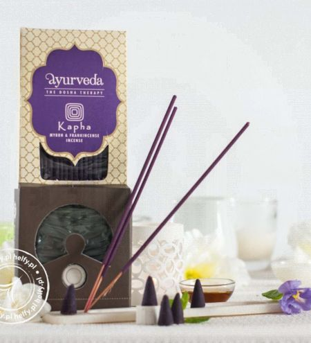 Myrrh & Frankincense Incense Gift Set