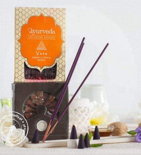 Orange & Cyperus Incense Gift Set
