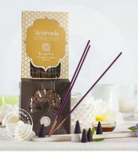 Patchouli & Amber Incense Gift Set