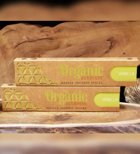 Vanilla Organic Masala Incense Sticks Combo (Set of 2)