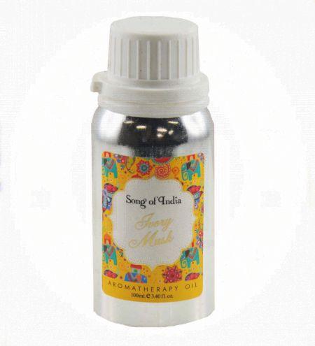 Ivory Musk Bulk Aromatherapy Oil
