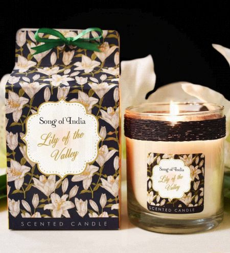 Lily of the Valley Soy Wax Indulgent Candle