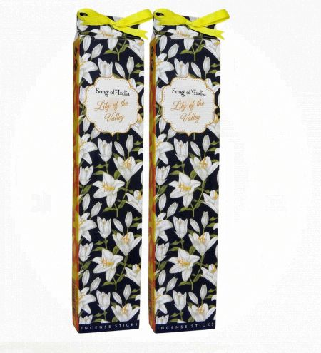 Lily of the Valley Incense Sticks Combo (Set of 2)