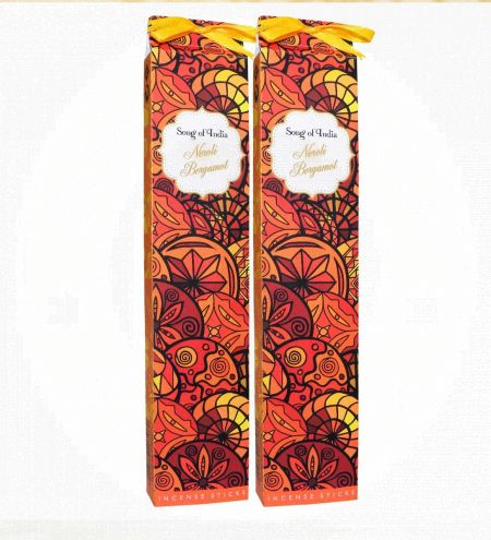 Neroli Bergamot Incense Sticks Combo (Set of 2)