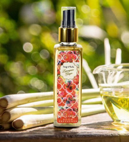 Lemongrass Ginger Room Freshener Spritz